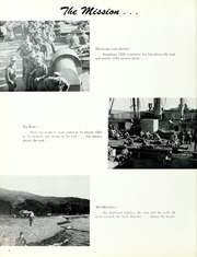 Page 8, 1962 Edition, Montrose (APA 212) - Naval Cruise Book online yearbook collection