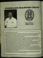 Page 10, 1996 Edition, Moosebrugger (DD 980) - Naval Cruise Book online yearbook collection