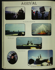 Page 113, 1998 Edition, Moosebrugger (DD 980) - Naval Cruise Book online yearbook collection