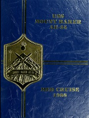 Mount Baker (AE 34) - Naval Cruise Book online yearbook collection, 1988 Edition, Page 1