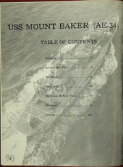 Page 6, 1990 Edition, Mount Baker (AE 34) - Naval Cruise Book online yearbook collection