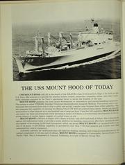 Page 12, 1972 Edition, Mount Hood (AE 29) - Naval Cruise Book online yearbook collection