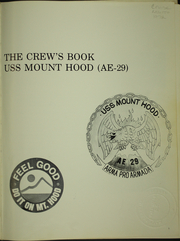 Page 5, 1972 Edition, Mount Hood (AE 29) - Naval Cruise Book online yearbook collection