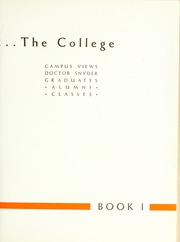 Page 13, 1933 Edition, Los Angeles Junior College - Junior Campus Yearbook (Los Angeles, CA) online yearbook collection