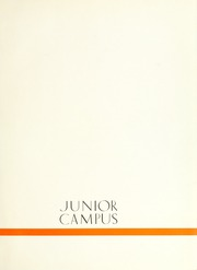 Page 5, 1933 Edition, Los Angeles Junior College - Junior Campus Yearbook (Los Angeles, CA) online yearbook collection