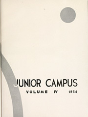 Page 7, 1934 Edition, Los Angeles Junior College - Junior Campus Yearbook (Los Angeles, CA) online yearbook collection