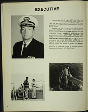Page 12, 1974 Edition, Mount Vernon (LSD 39) - Naval Cruise Book online yearbook collection