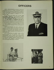 Page 13, 1974 Edition, Mount Vernon (LSD 39) - Naval Cruise Book online yearbook collection