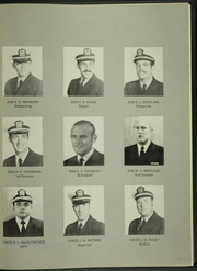 Page 15, 1974 Edition, Mount Vernon (LSD 39) - Naval Cruise Book online yearbook collection