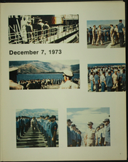 Page 9, 1974 Edition, Mount Vernon (LSD 39) - Naval Cruise Book online yearbook collection