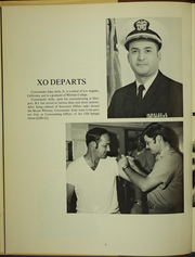 Page 10, 1974 Edition, Mount Whitney (LCC 20) - Naval Cruise Book online yearbook collection