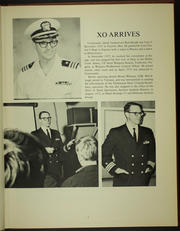 Page 11, 1974 Edition, Mount Whitney (LCC 20) - Naval Cruise Book online yearbook collection