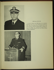 Page 13, 1974 Edition, Mount Whitney (LCC 20) - Naval Cruise Book online yearbook collection