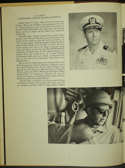 Page 8, 1974 Edition, Mount Whitney (LCC 20) - Naval Cruise Book online yearbook collection