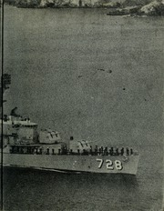 1970 Edition, Mansfield (DD 728) - Naval Cruise Book