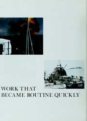 Page 12, 1971 Edition, Morgenthau (WHEC 722) - Naval Cruise Book online yearbook collection