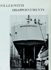 Page 14, 1971 Edition, Morgenthau (WHEC 722) - Naval Cruise Book online yearbook collection