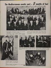 Page 12, 1956 Edition, Newport News (CA 148) - Naval Cruise Book online yearbook collection