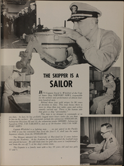 Page 13, 1956 Edition, Newport News (CA 148) - Naval Cruise Book online yearbook collection