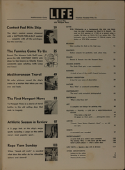 Page 5, 1956 Edition, Newport News (CA 148) - Naval Cruise Book online yearbook collection