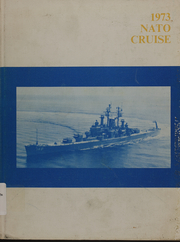 Newport News (CA 148) - Naval Cruise Book online yearbook collection, 1973 Edition, Page 1