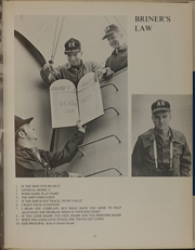Page 17, 1973 Edition, Newport News (CA 148) - Naval Cruise Book online yearbook collection