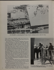 Page 12, 1992 Edition, Prairie (AD 15) - Naval Cruise Book online yearbook collection