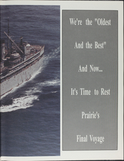 Page 3, 1992 Edition, Prairie (AD 15) - Naval Cruise Book online yearbook collection