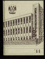 Page 1, 1966 Edition, Central University of Mexico - Fin De Curso Yearbook (Mexico) online yearbook collection