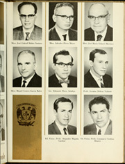 Page 13, 1966 Edition, Central University of Mexico - Fin De Curso Yearbook (Mexico) online yearbook collection