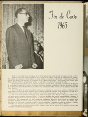 Page 6, 1966 Edition, Central University of Mexico - Fin De Curso Yearbook (Mexico) online yearbook collection