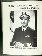 Page 8, 1966 Edition, Albany (CG 10) - Naval Cruise Book online yearbook collection