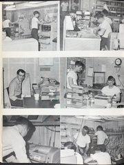 Annapolis (AGMR 1) - Naval Cruise Book online yearbook collection, 1967 Edition, Page 59
