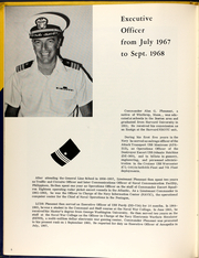 Page 10, 1969 Edition, Annapolis (AGMR 1) - Naval Cruise Book online yearbook collection