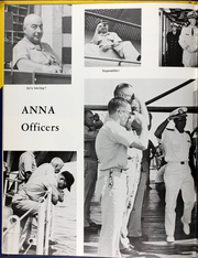 Page 12, 1969 Edition, Annapolis (AGMR 1) - Naval Cruise Book online yearbook collection