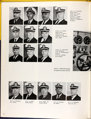 Page 14, 1969 Edition, Annapolis (AGMR 1) - Naval Cruise Book online yearbook collection