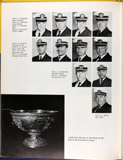 Page 16, 1969 Edition, Annapolis (AGMR 1) - Naval Cruise Book online yearbook collection