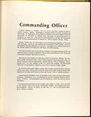 Page 9, 1969 Edition, Annapolis (AGMR 1) - Naval Cruise Book online yearbook collection
