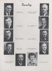 Page 14, 1947 Edition, University of Wisconsin River Falls - Meletean Yearbook (River Falls, WI) online yearbook collection