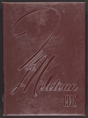 University of Wisconsin River Falls - Meletean Yearbook (River Falls, WI) online yearbook collection, 1948 Edition, Page 1