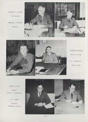 Page 16, 1951 Edition, University of Wisconsin River Falls - Meletean Yearbook (River Falls, WI) online yearbook collection
