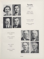 Page 19, 1952 Edition, University of Wisconsin River Falls - Meletean Yearbook (River Falls, WI) online yearbook collection