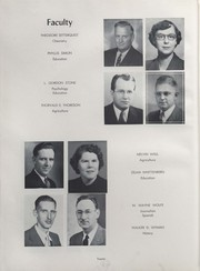 Page 22, 1952 Edition, University of Wisconsin River Falls - Meletean Yearbook (River Falls, WI) online yearbook collection