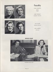 Page 23, 1952 Edition, University of Wisconsin River Falls - Meletean Yearbook (River Falls, WI) online yearbook collection