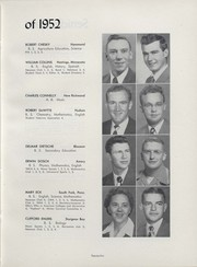 Page 27, 1952 Edition, University of Wisconsin River Falls - Meletean Yearbook (River Falls, WI) online yearbook collection