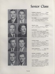 Page 28, 1952 Edition, University of Wisconsin River Falls - Meletean Yearbook (River Falls, WI) online yearbook collection