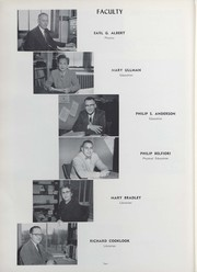 Page 14, 1954 Edition, University of Wisconsin River Falls - Meletean Yearbook (River Falls, WI) online yearbook collection