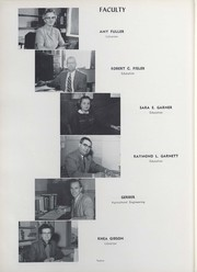 Page 16, 1954 Edition, University of Wisconsin River Falls - Meletean Yearbook (River Falls, WI) online yearbook collection
