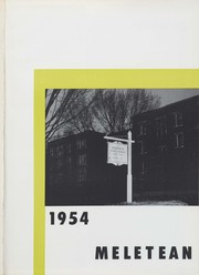 Page 5, 1954 Edition, University of Wisconsin River Falls - Meletean Yearbook (River Falls, WI) online yearbook collection