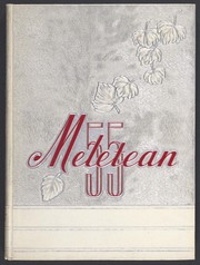 University of Wisconsin River Falls - Meletean Yearbook (River Falls, WI) online yearbook collection, 1955 Edition, Page 1